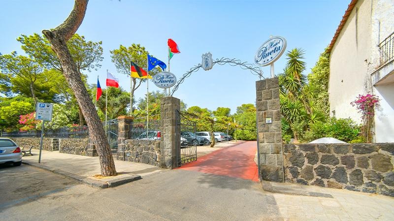 hotel-pineta-ischia-location