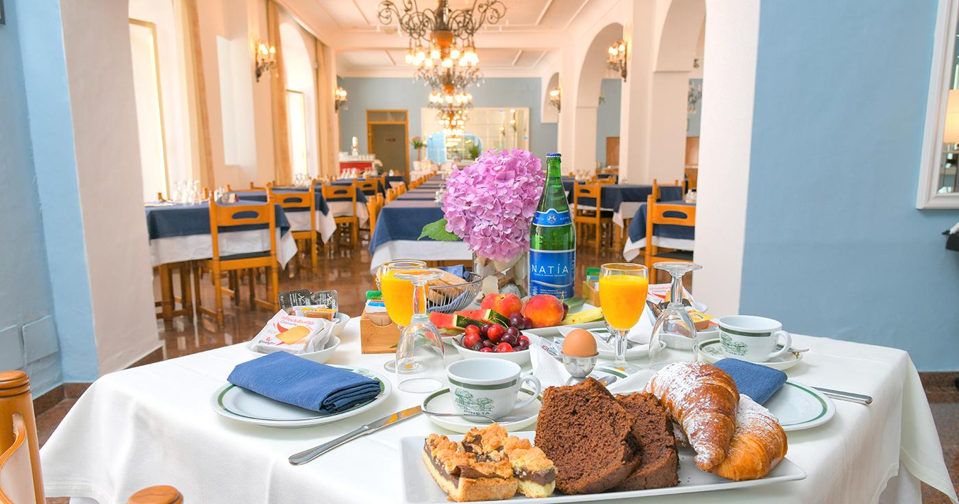 hotel-pineta-ischia-ristorante